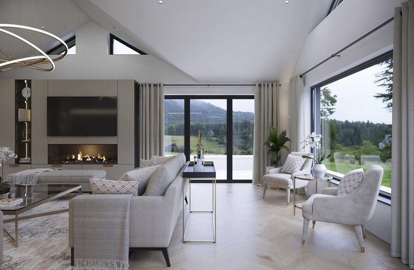 Lounge visuals