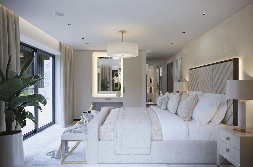 Master Bedroom Visuals