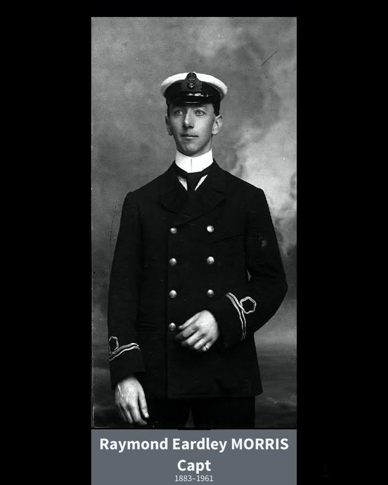 Captain Raymond Eardley Morris