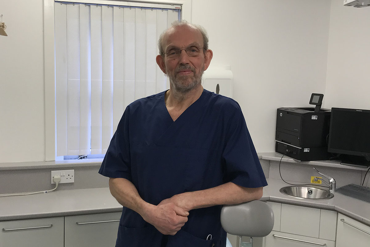 Picture of Stewart J Wright - Holistic dentist