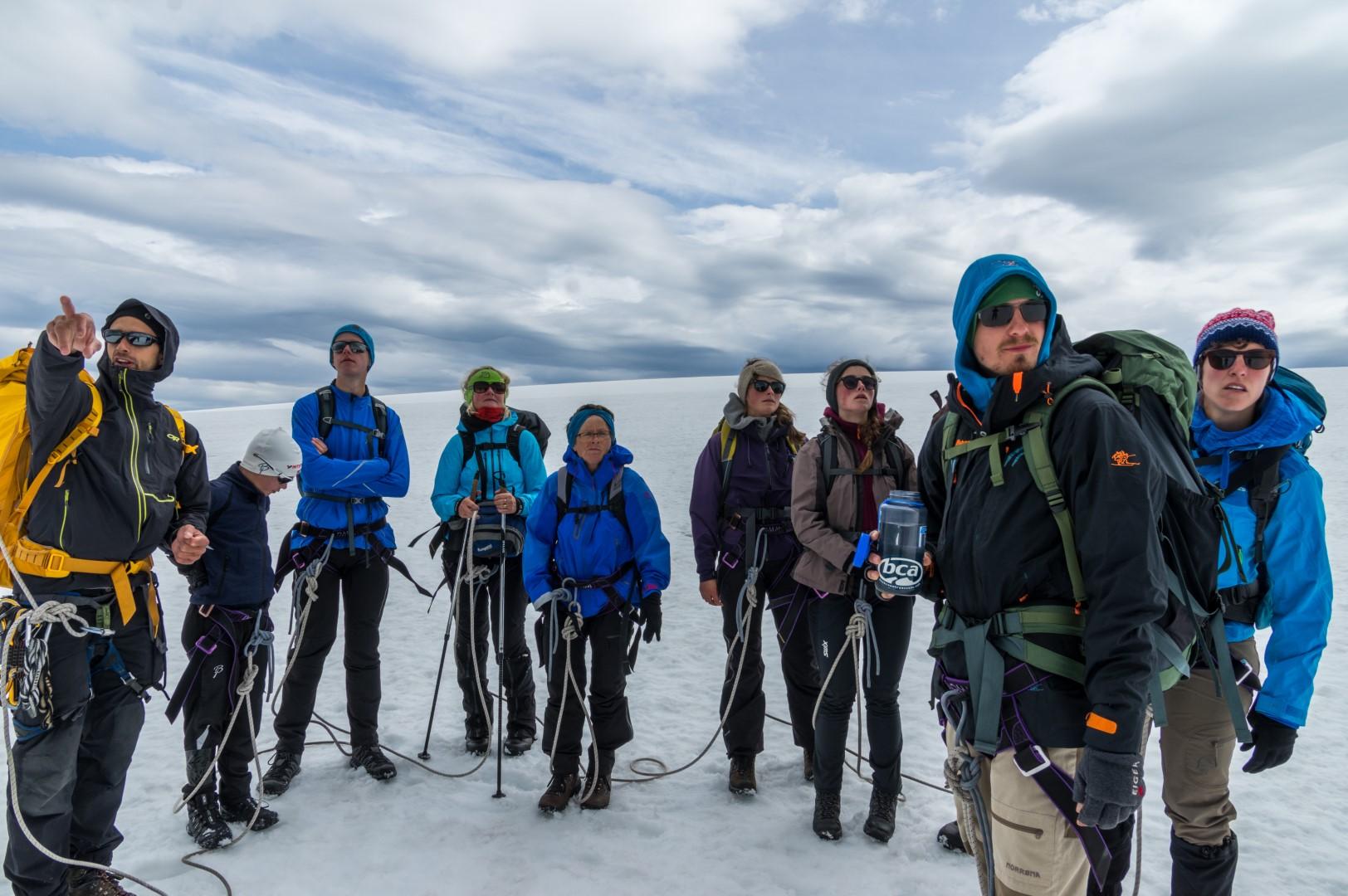 Glacier Crossing, 2-days