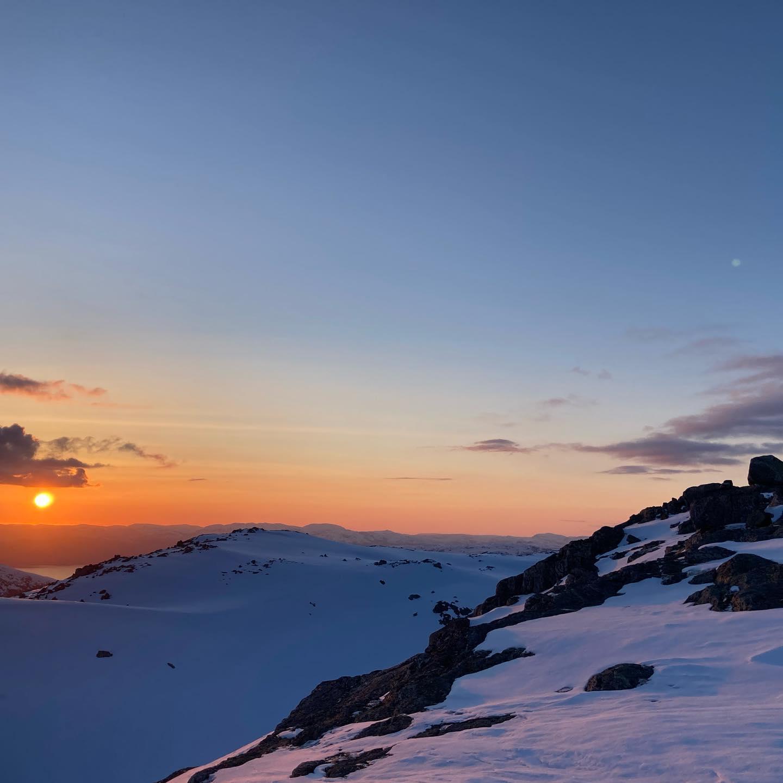 Folgefonna på langs, Jondal-Rosendal på ski er fantastisk! #folgefonni
