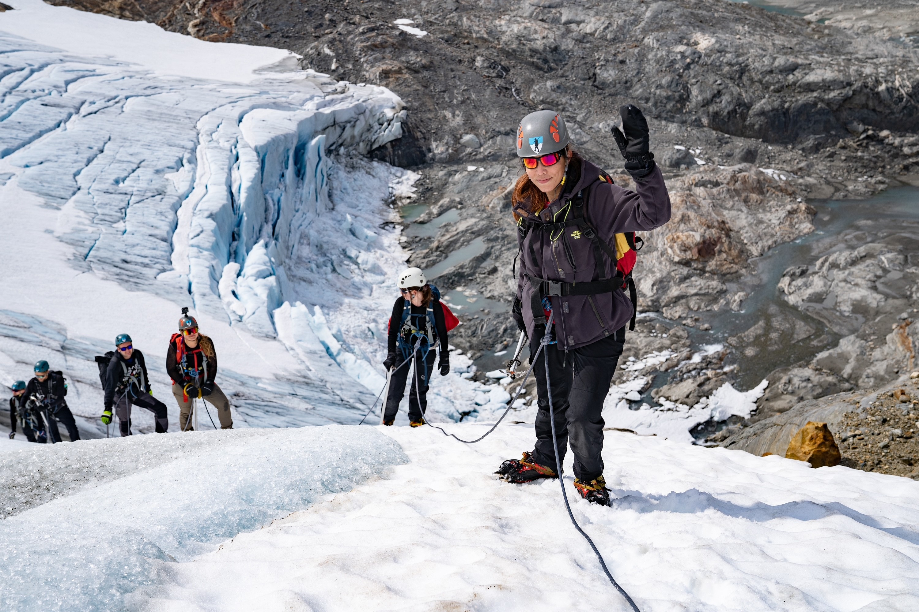 We have been very busy since mid June. The booking system and all glacier guides have been under high pressure! We still are full of energy and ready to let you explore the best fjord experience in Norway! See you!