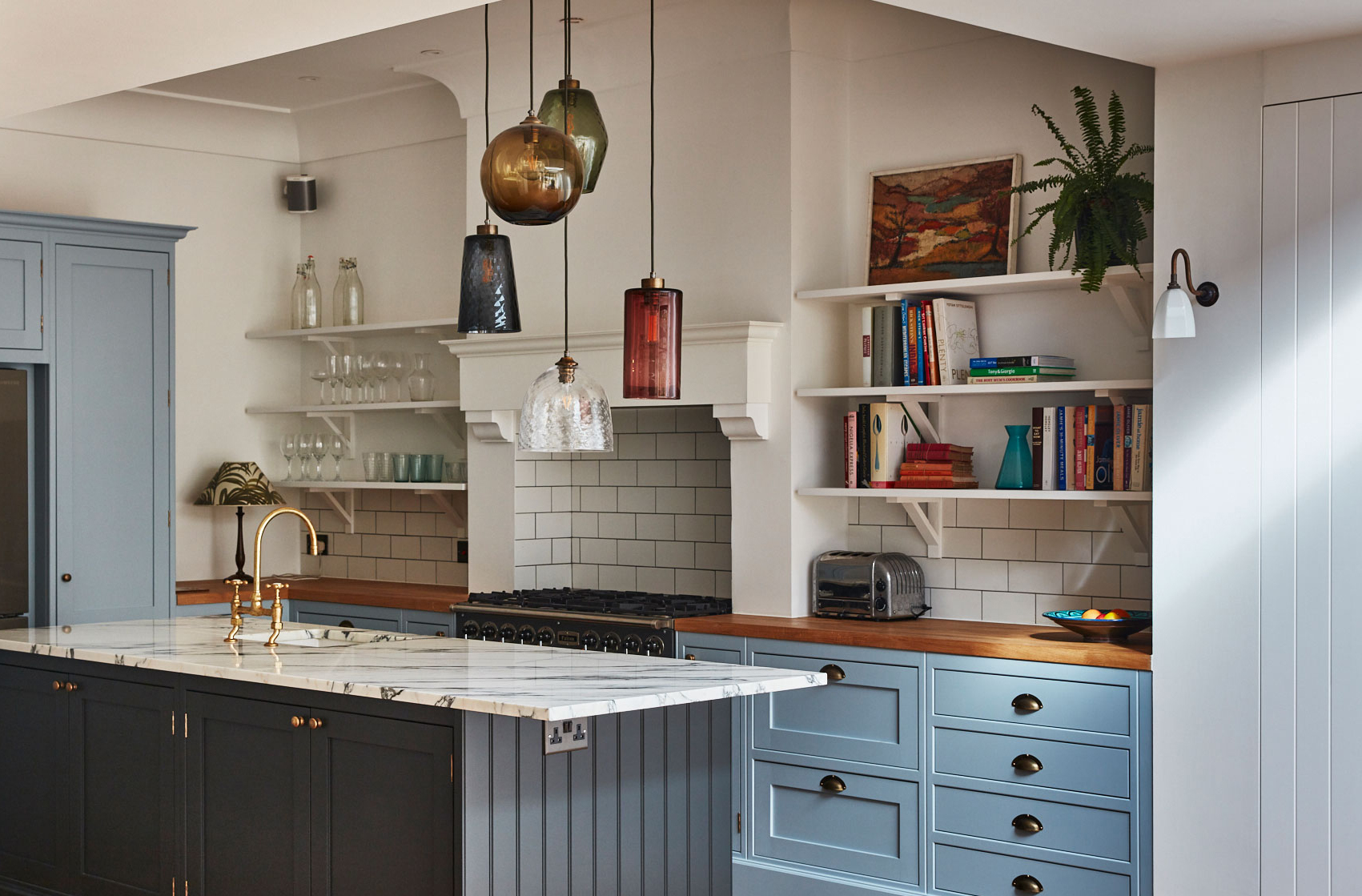 Photograph of a kitchen project