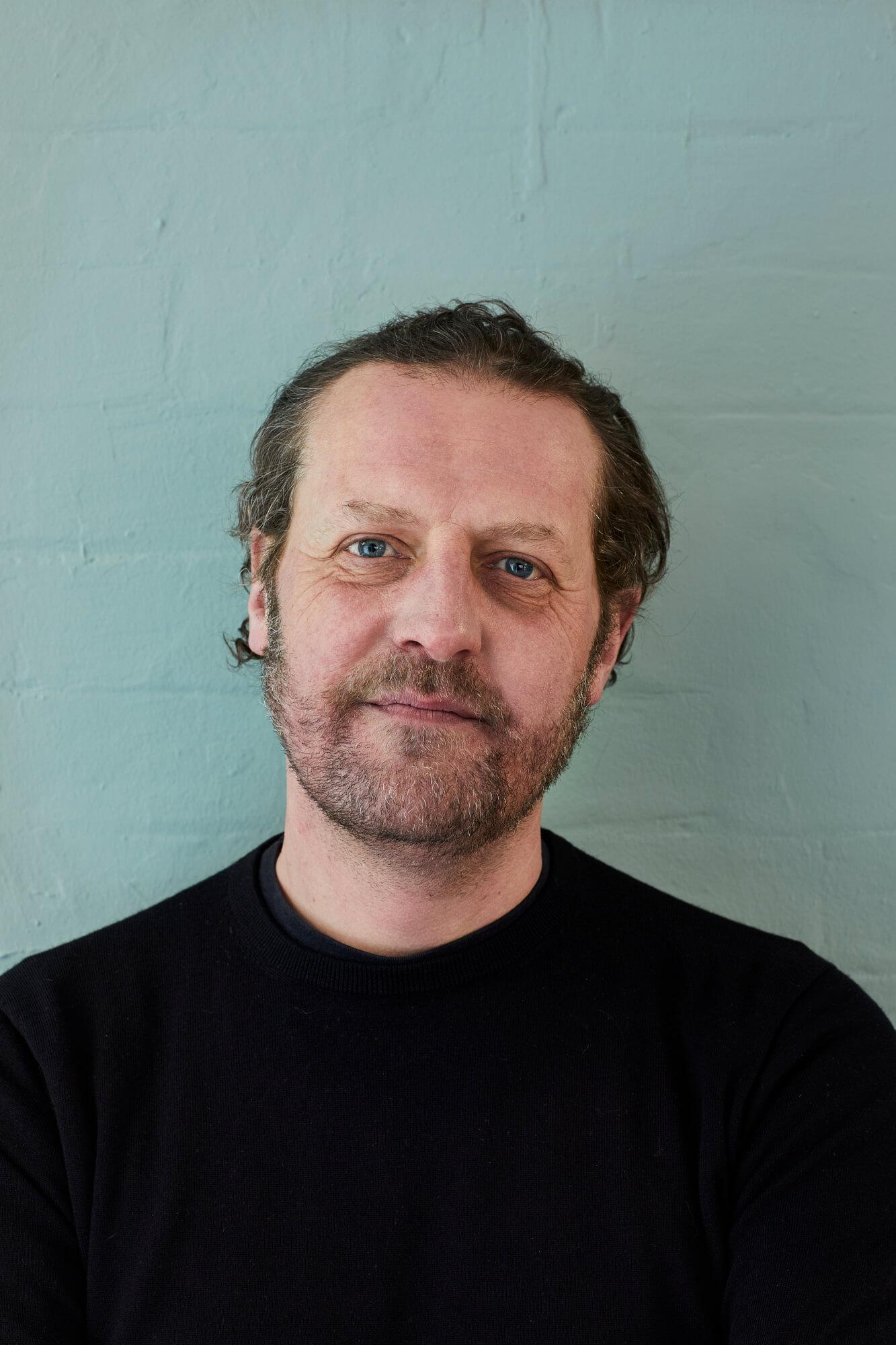 Portrait of Head of Commercial Simon Ash