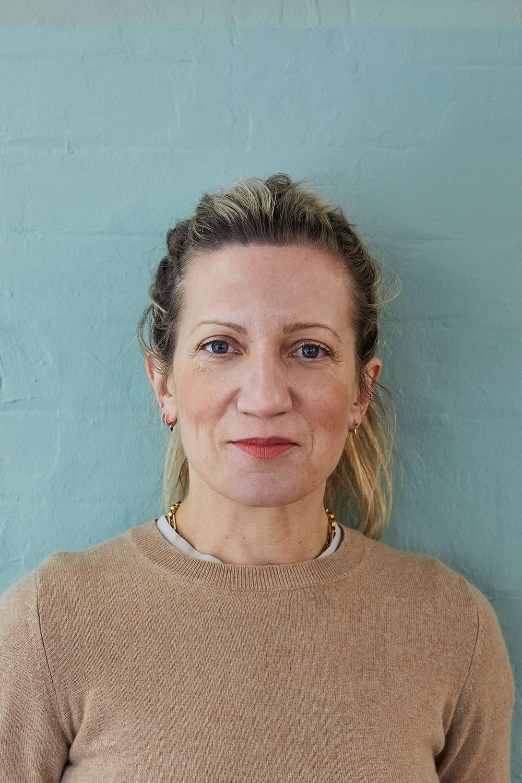 Portrait of Head of Residential Jo Ash