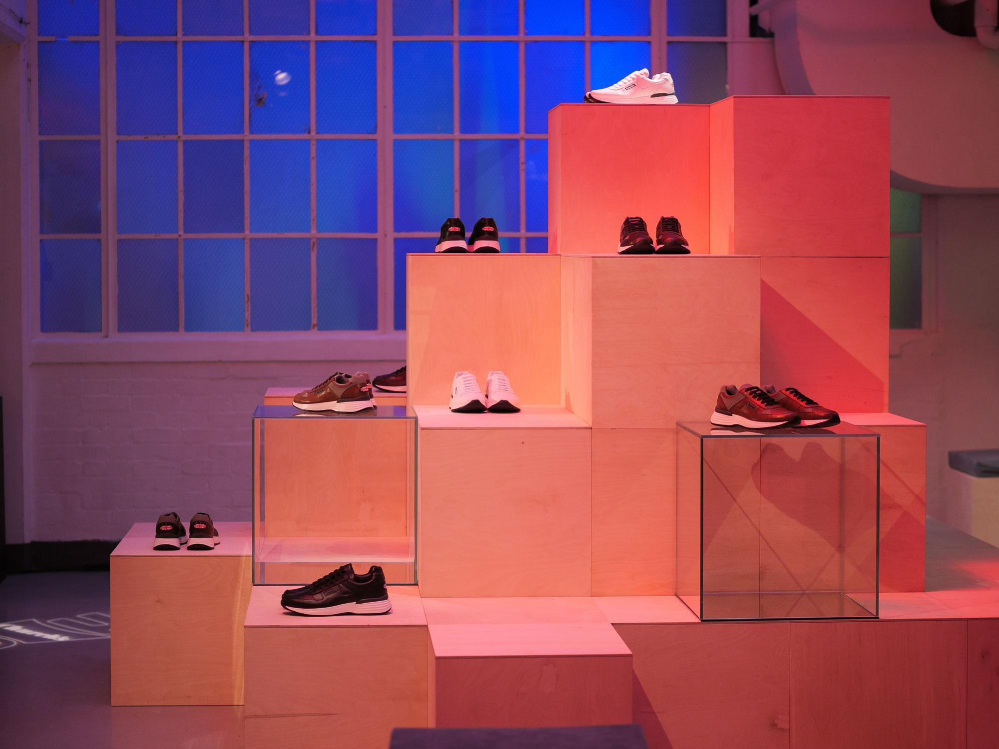 Church's Sneaker Launch