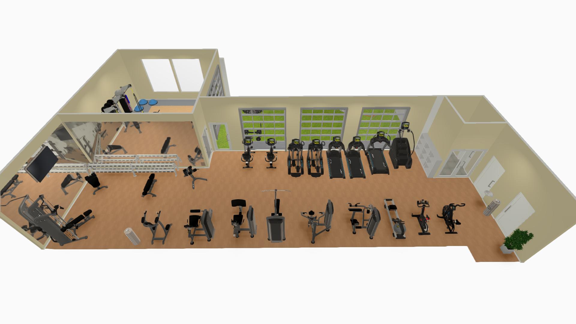 Fitness CAD Designs
