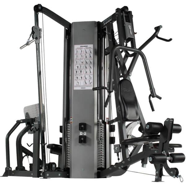 Hoist Multi-Stack Gym