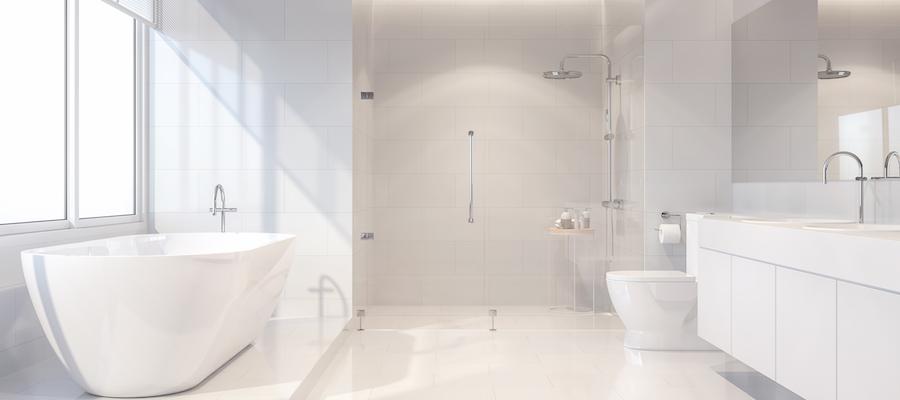 Renovere badeværelse