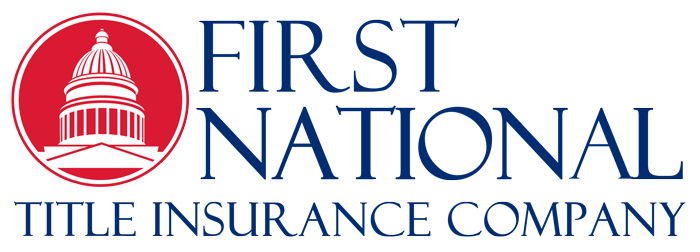 Logo for First National Title Insurance