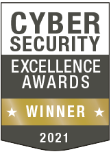 Cyber Security Excellence Award Gold Winner 2021