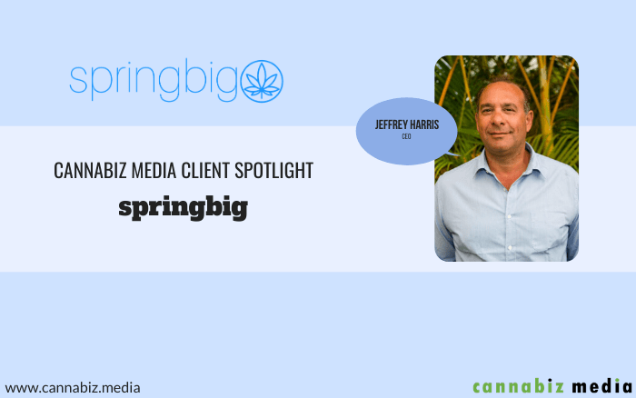 Cannabiz Media Client Spotlight – Springbig