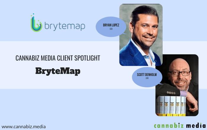 Cannabiz Media Client Spotlight – BryteMap