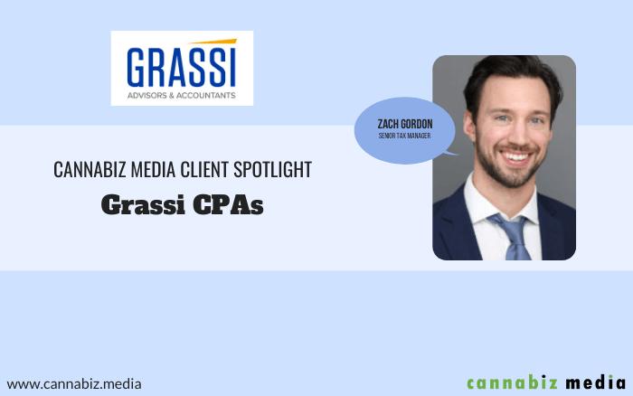 Cannabiz Media Spotlight – Grassi CPAs
