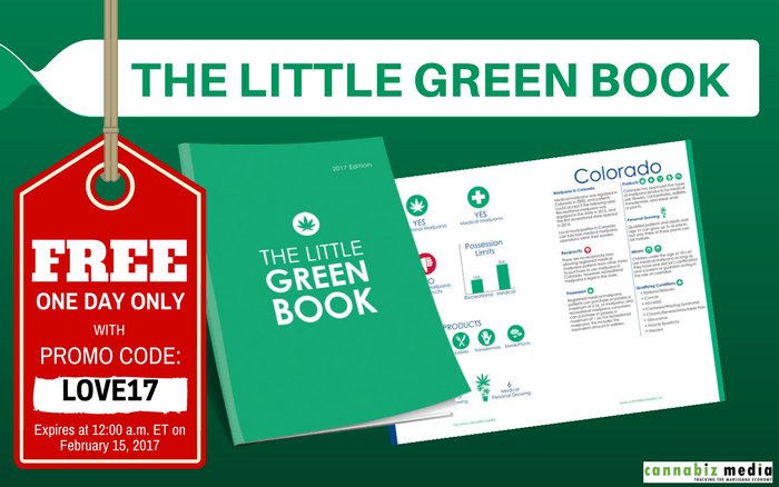 Get Your FREE Copy of the Consumer's Guide to Marijuana