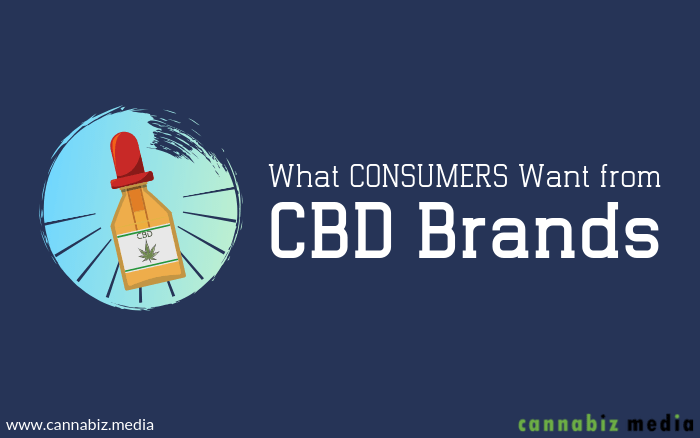 What Consumers Want from CBD Brands