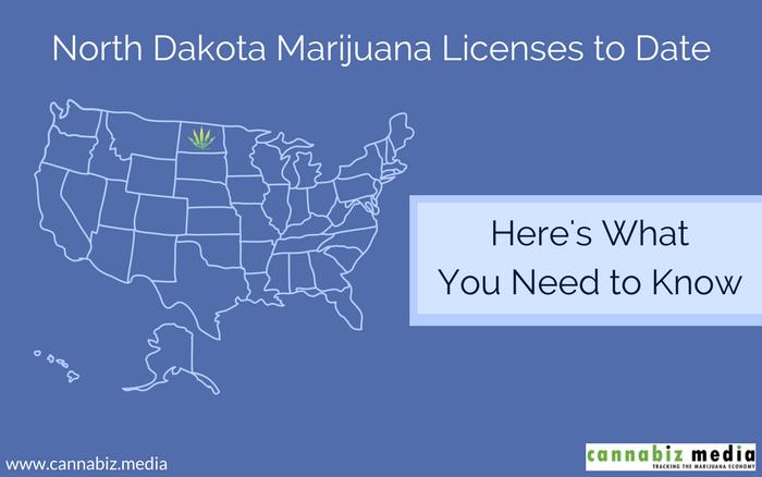 North Dakota Marijuana Licenses to Date - Here's What You Need to Know