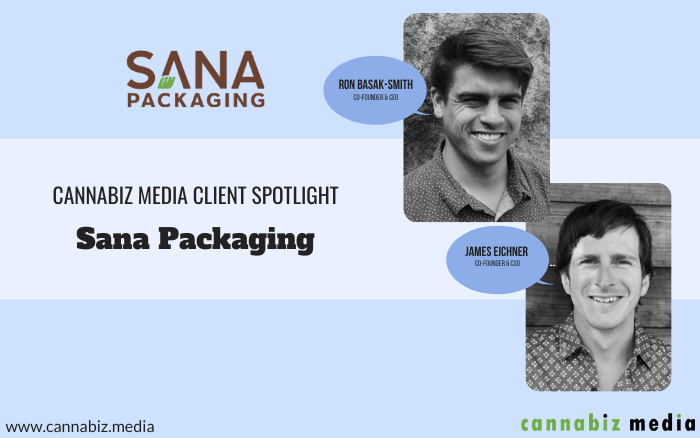 Cannabiz Media Client Spotlight – Sana Packaging