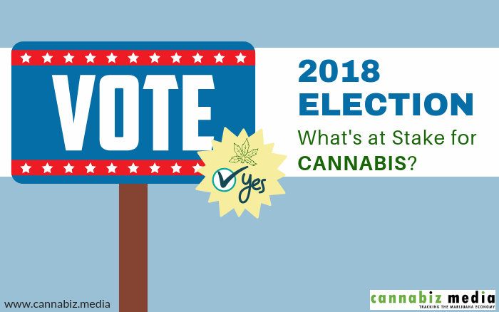 2018 Election - What's at Stake for Cannabis?