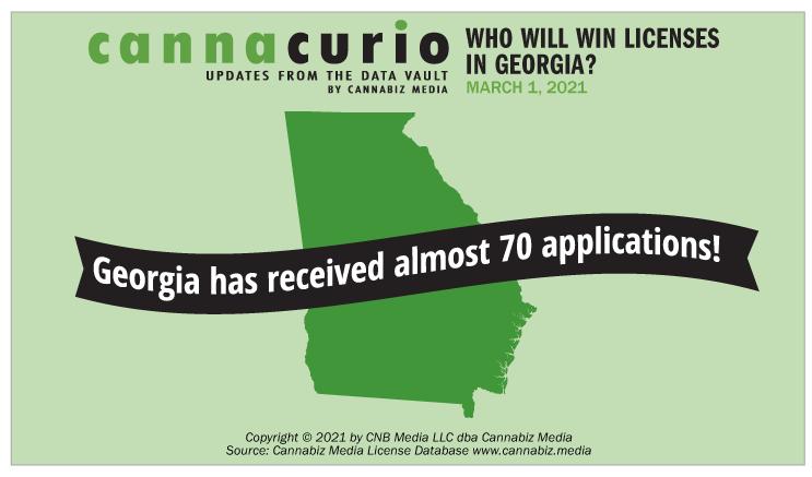 Who Will Win Licenses in Georgia?