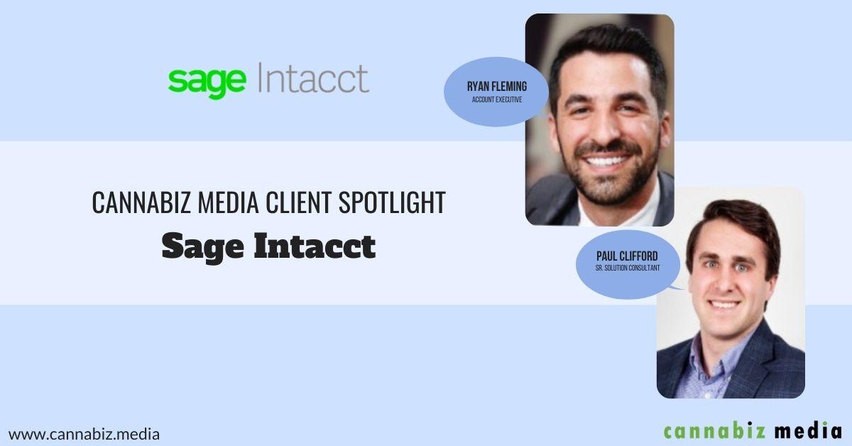 Cannabiz Media Client Spotlight – Sage Intacct