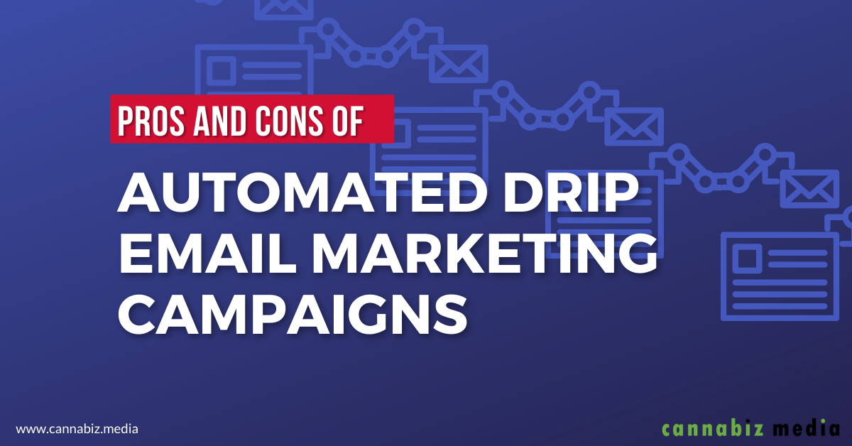 Pros and Cons of Automated Drip Email Marketing Campaigns