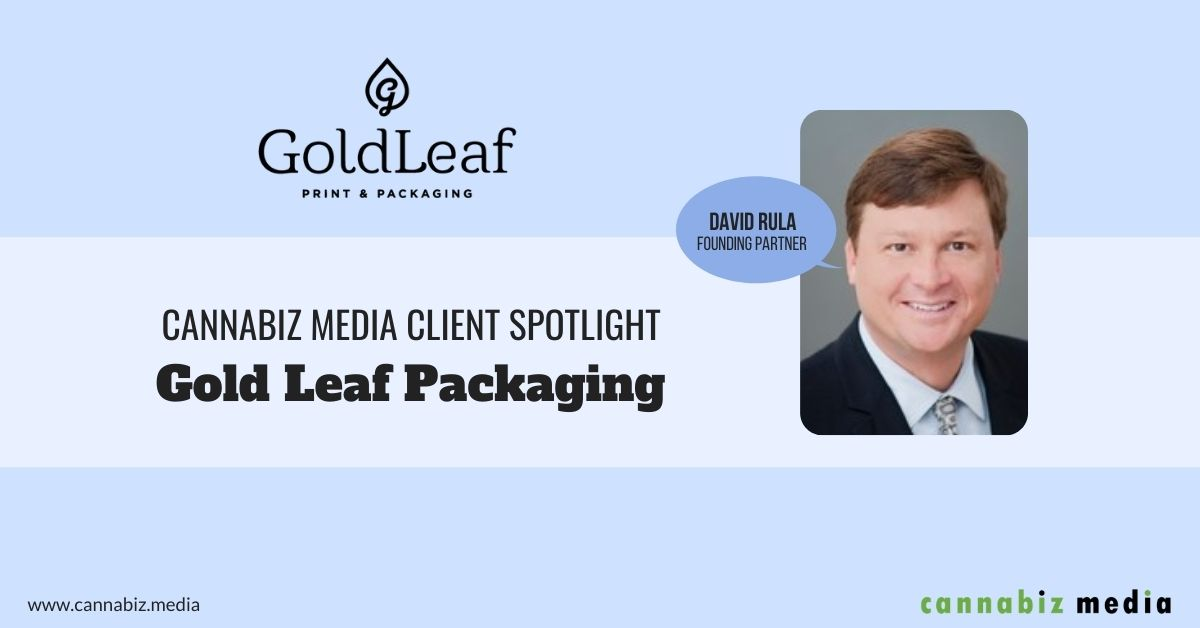 Cannabiz Media Client Spotlight – Gold Leaf Packaging