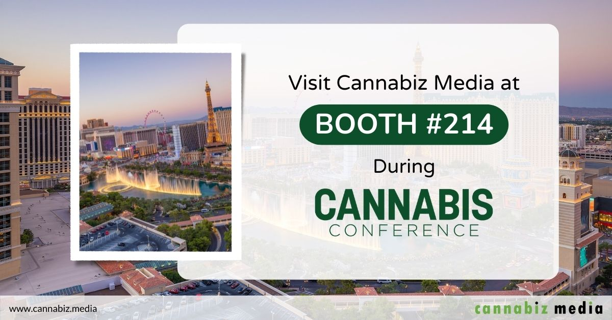 Visit Cannabiz Media at Booth #214 During Cannabis Conference