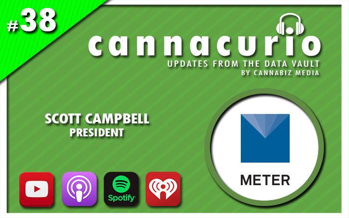Cannacurio Podcast Episode 38 with Scott Campbell of METER Group