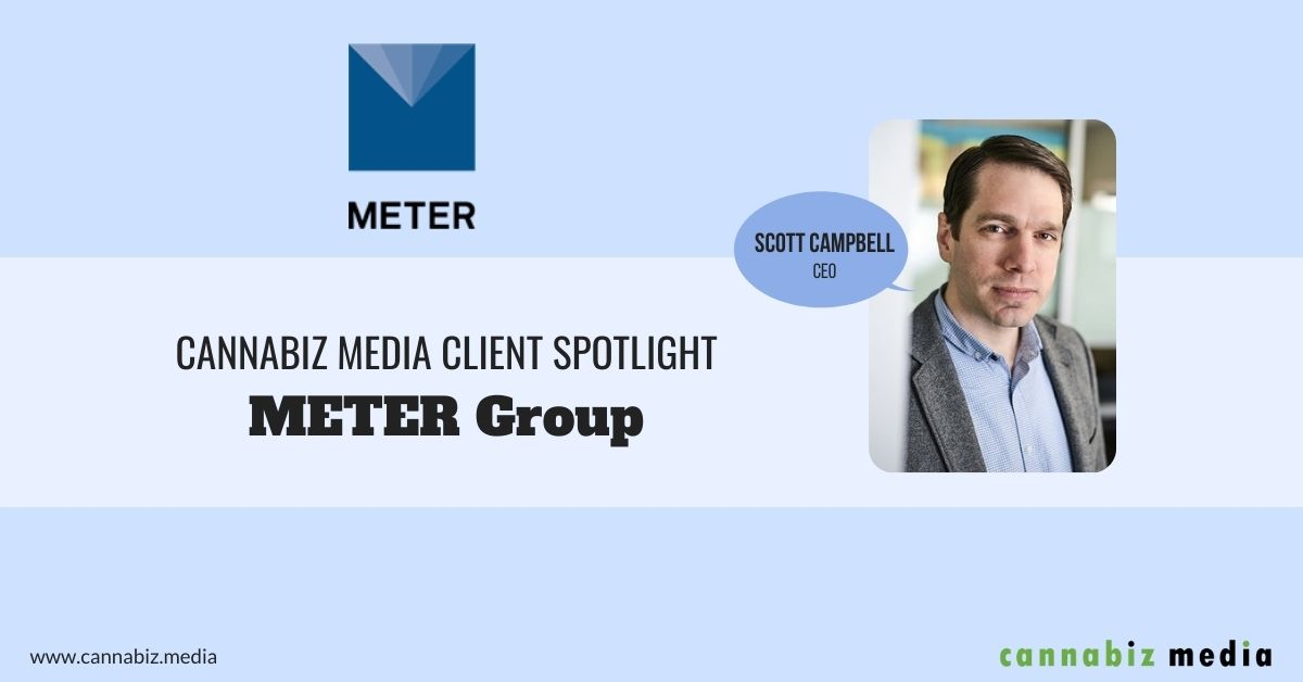 Cannabiz Media Client Spotlight – METER Group