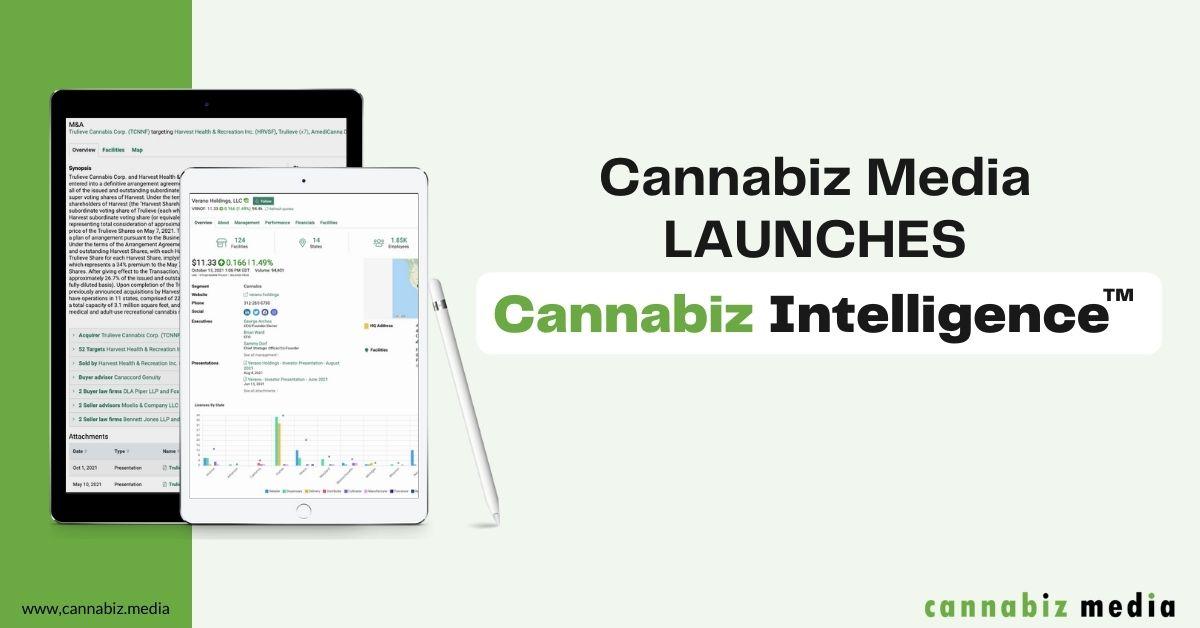 Cannabiz Media Launches Cannabiz Intelligence