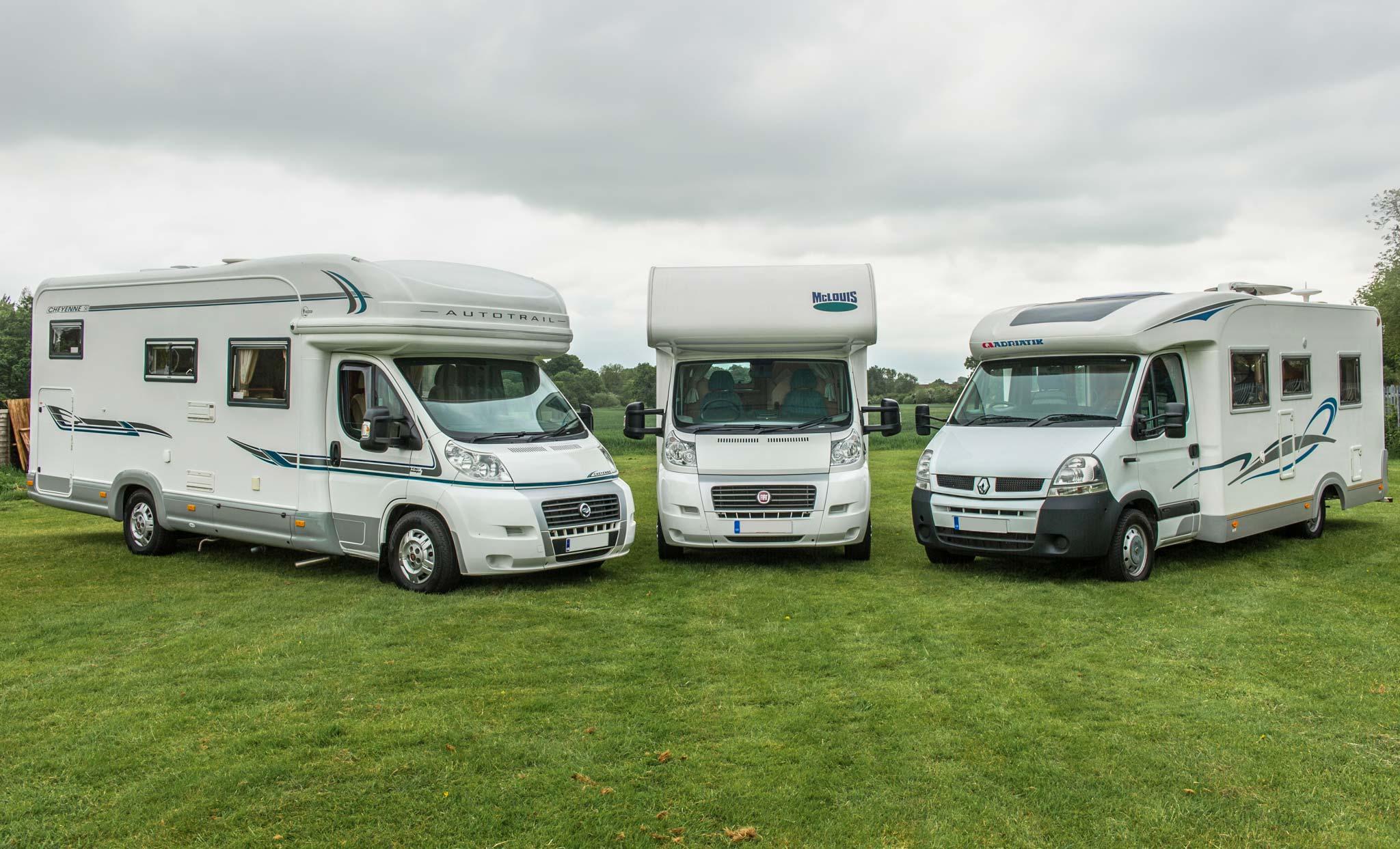 Motorhome Sales in Studley Warwickshire