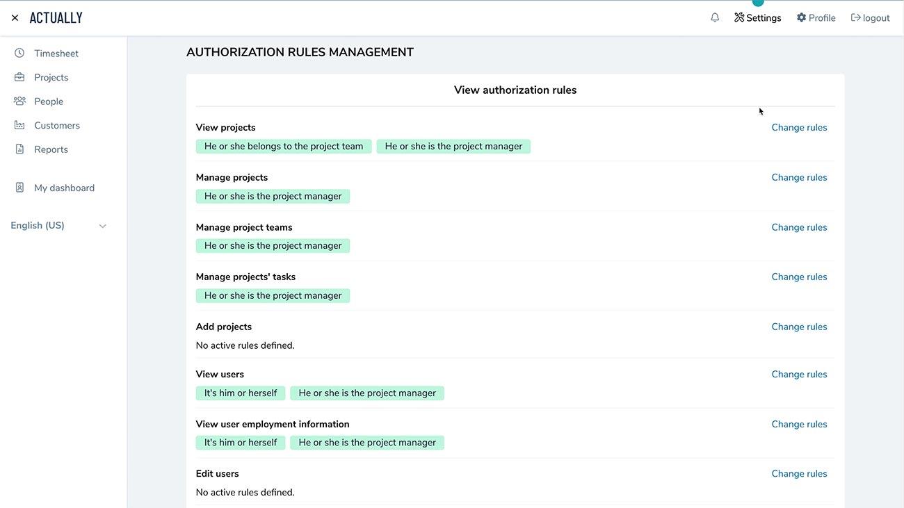 9. Authorization