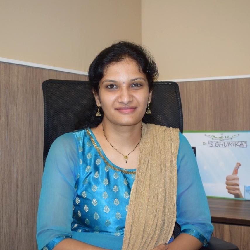Dr. Bhumika S.