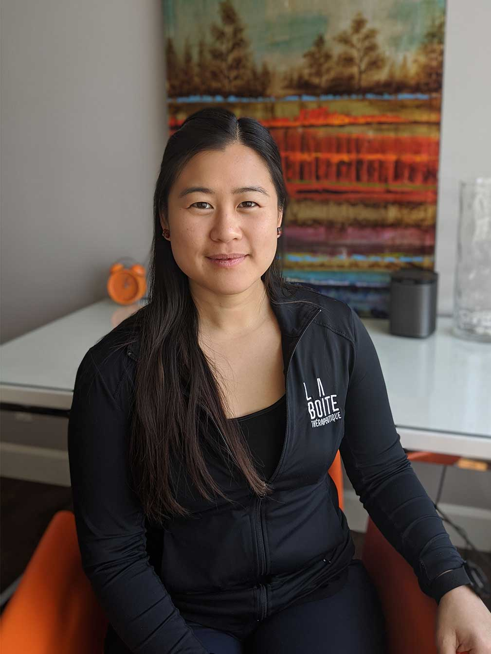 Marie-Rose Luong, Pht., M.Sc.