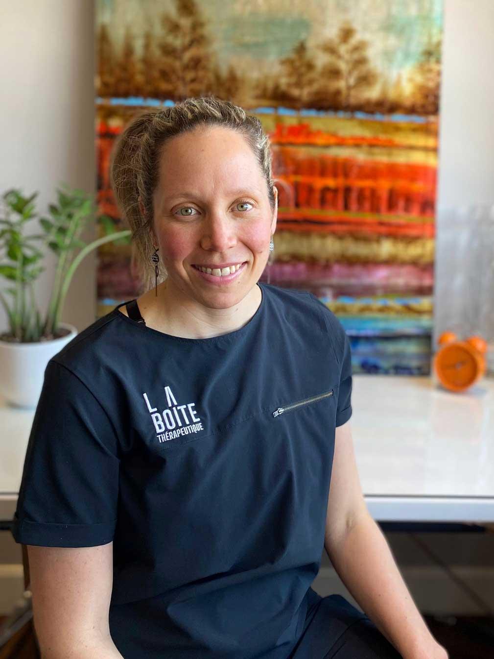 Dr. Julie Lambert