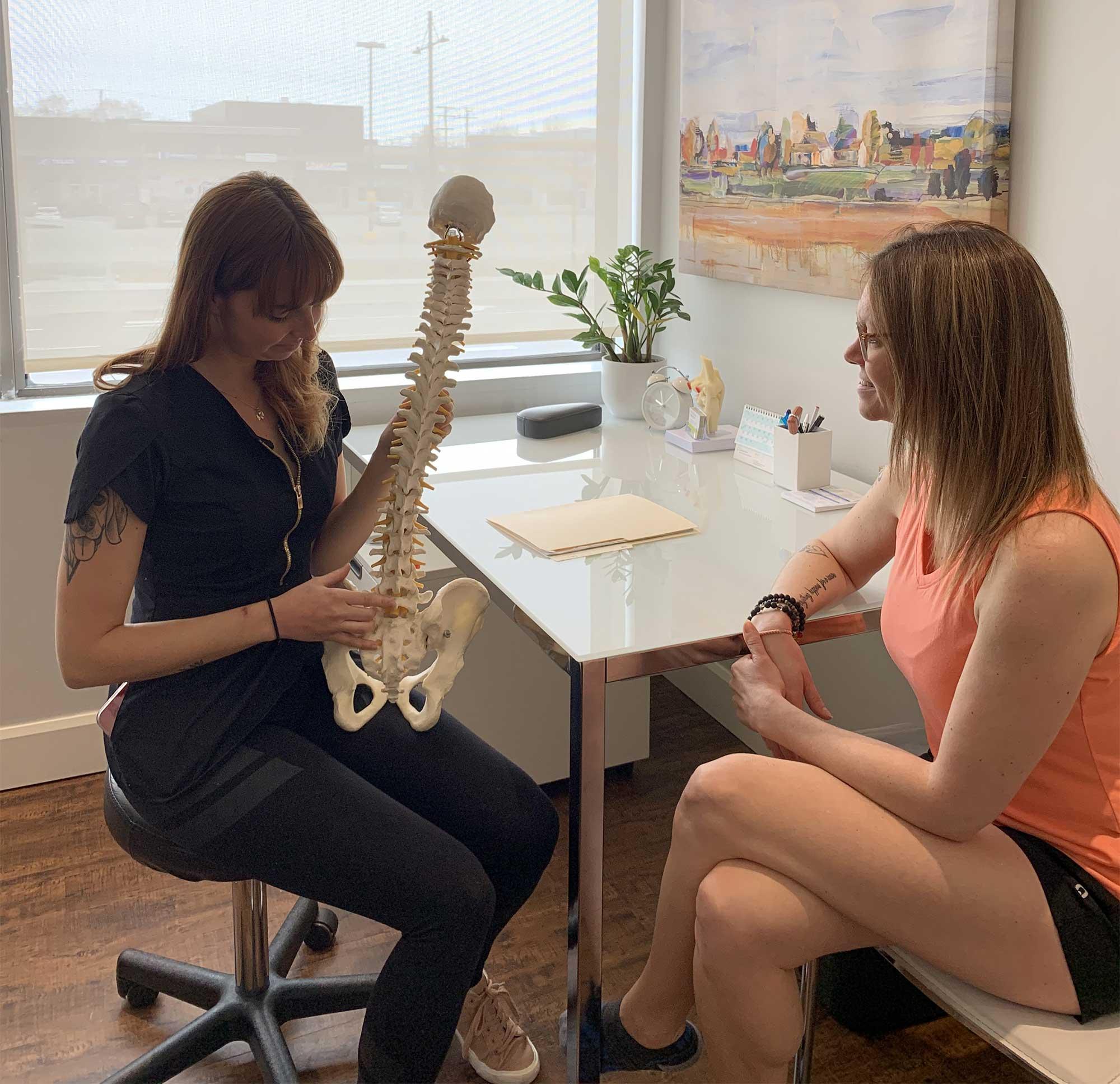 Un chiropraticien ça fait quoi au juste?