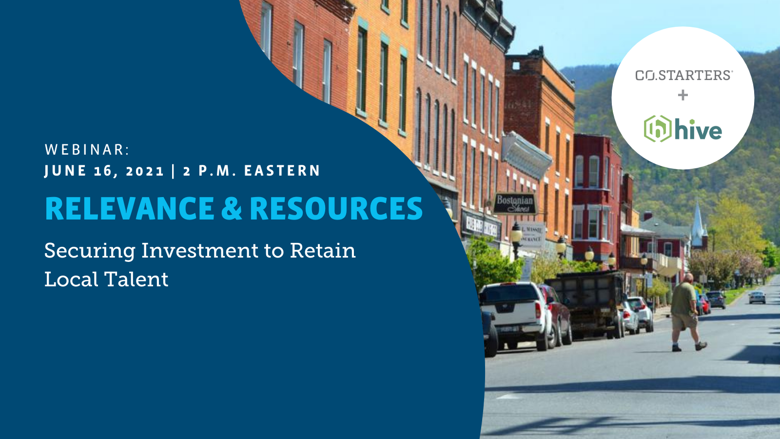 Relevance & Resources: Securing Investment to Retain Local Talent