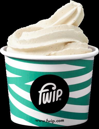 cup of frozen yogurt