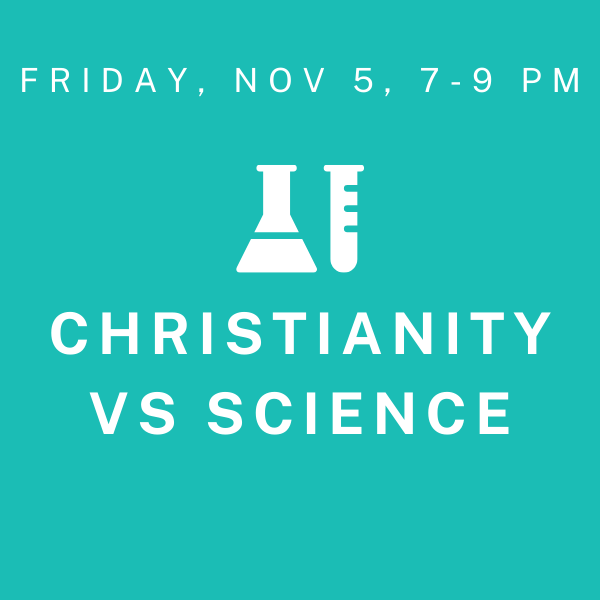 IQ Church: Christianity vs Science