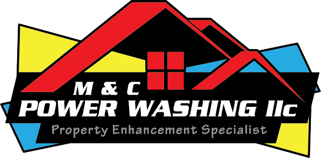 M&C Power Washing LLC logo