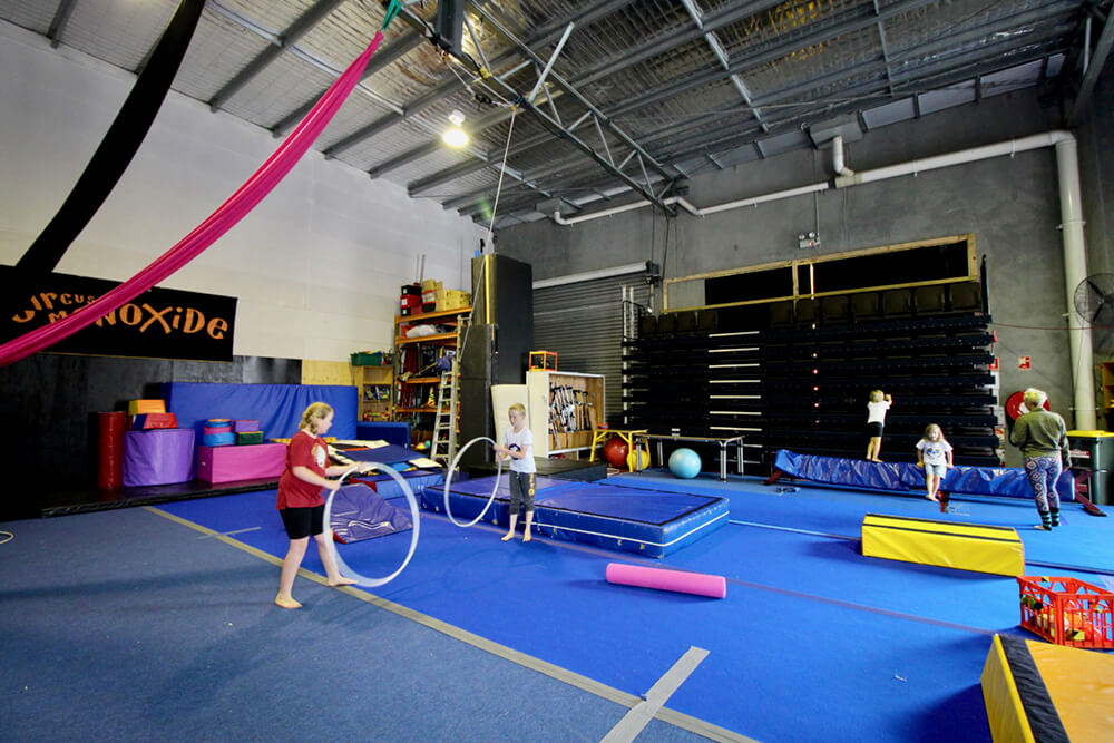Venue hire for classes and performances