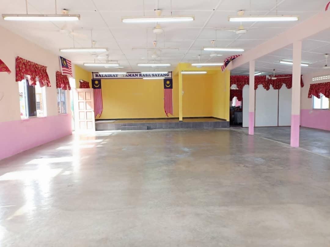 Balai Raya Taman Rasa Sayang, Rembau Negeri Sembilan
