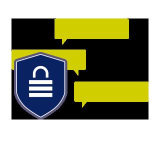 Geschützter Hinweisgeberkanal Icon