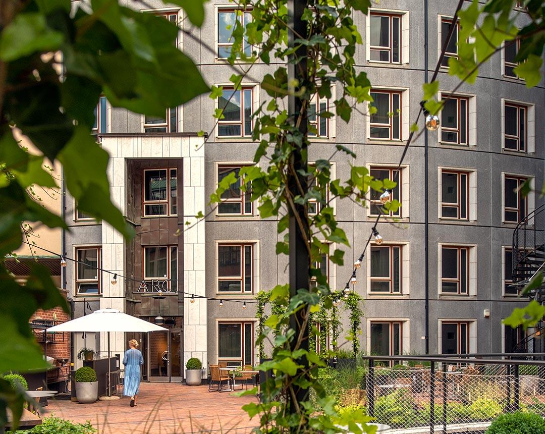 Kungsledens fastighet Blästern 14, Stockholm