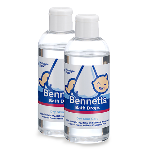 Bennetts® Bath Drops