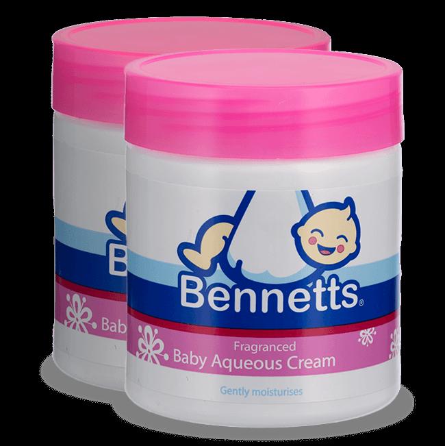 Bennetts® Aqueous Cream - Fragranced