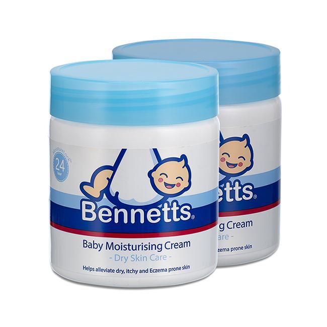 Bennetts® Baby Moisturising Cream