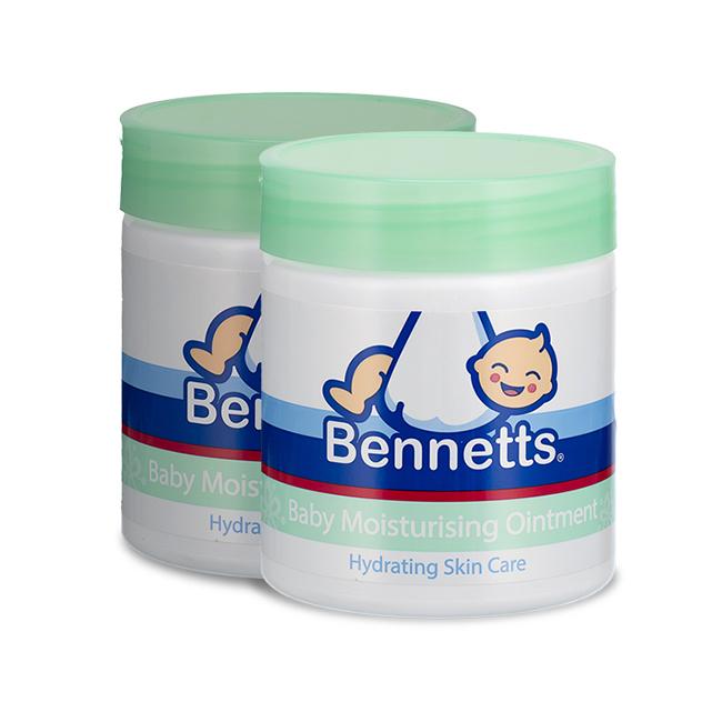 Bennetts® Baby Moisturising Ointment